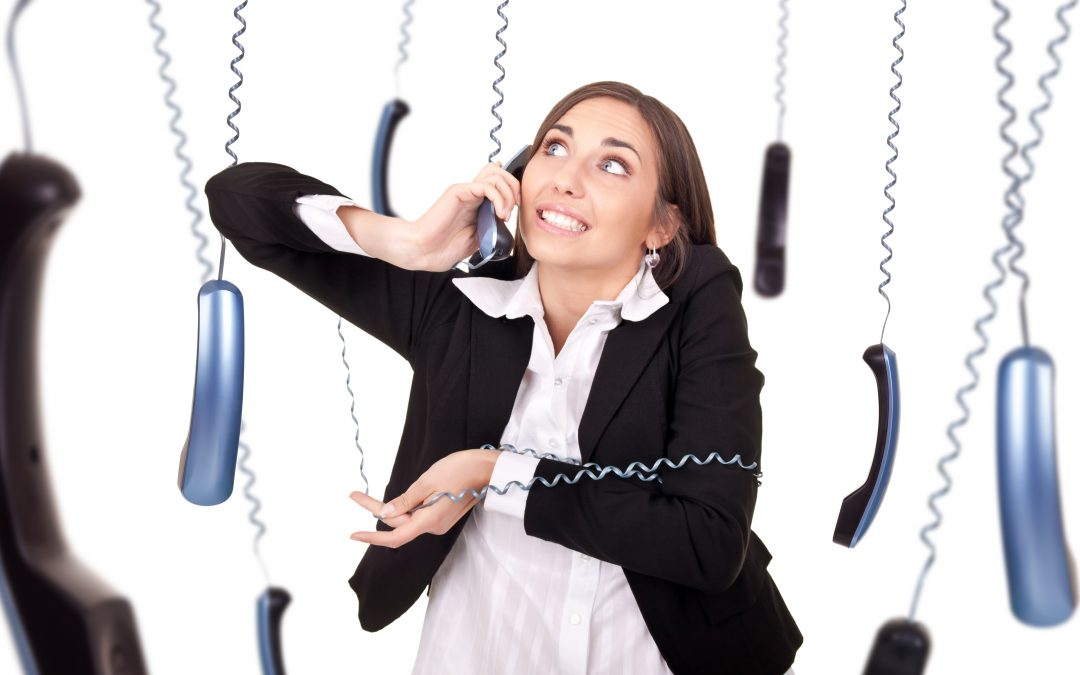 Phone Frenzy? 7 Ways to Cut Call Volume