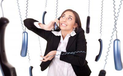 Phone Frenzy? 7 Ways to Cut Call Volume